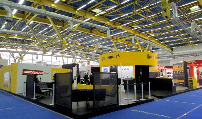 Continental Stand