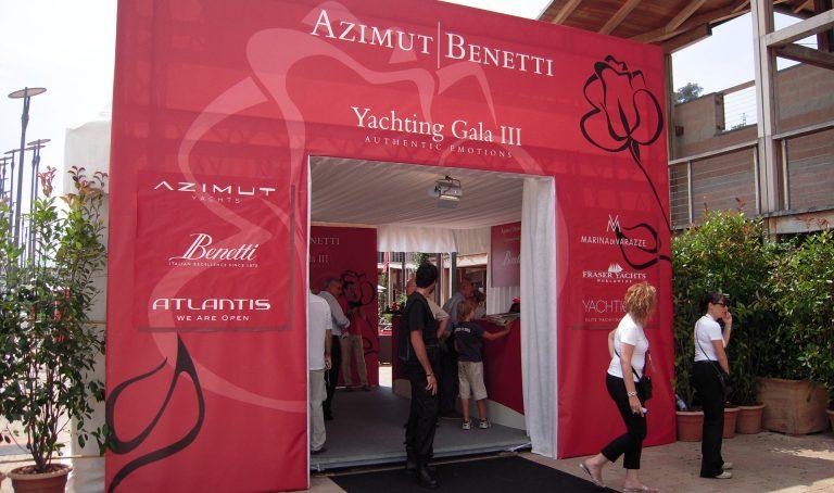 Azimut|Benetti Yachting Gala III – Varazze