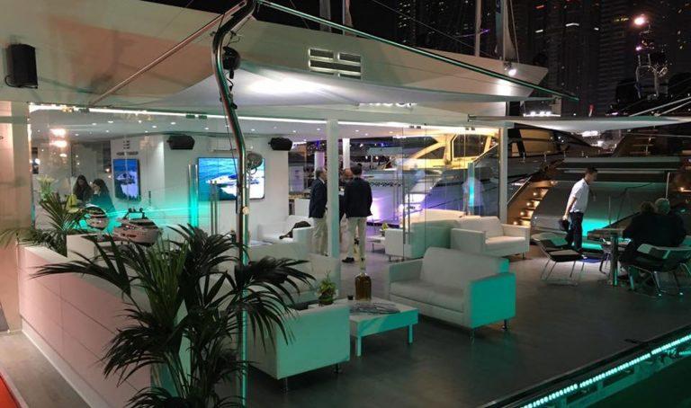 Ferretti Group Stand - Dubai