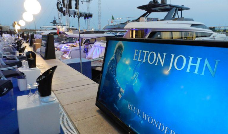 Blue Wonder Elton John