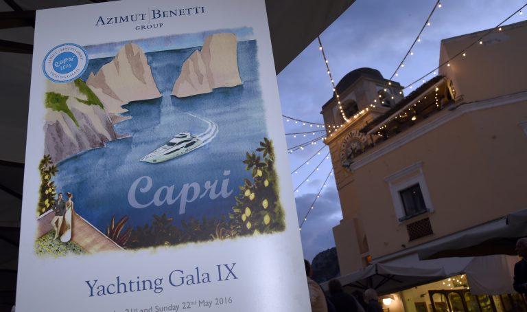 Azimut Benetti Yachting Gala IX