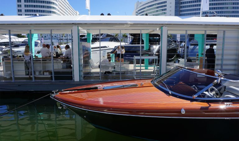 Ferretti Group Stand