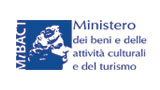 Logo Mibac Ministero - Customer of +39 Design Management srl