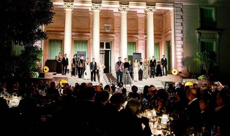 50° Azimut-Benetti Anniversary CAP D'ANTIBES - ARMANI show
