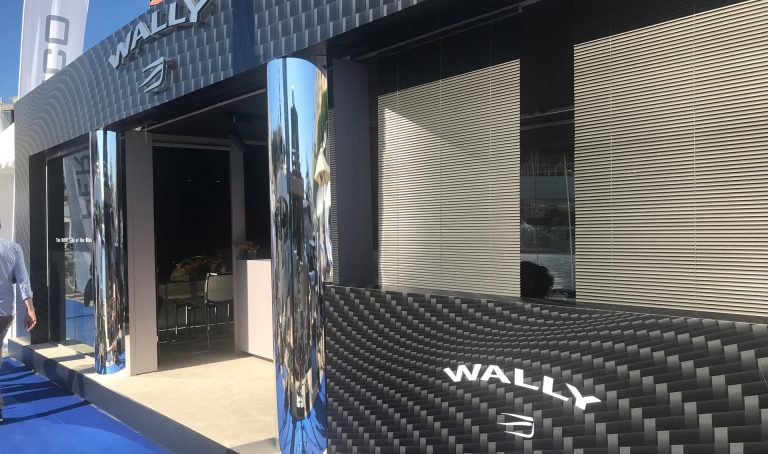 Wally Stand - Monaco